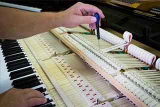 Atelier Piano - Réglage de piano en Haute Savoie 74